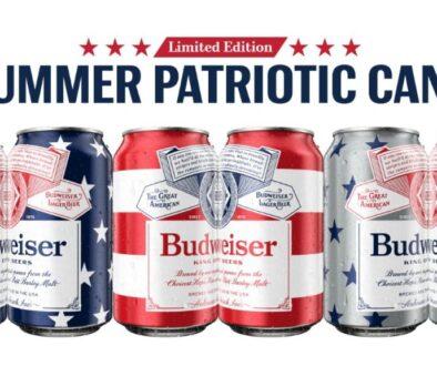 Patriotic Cans